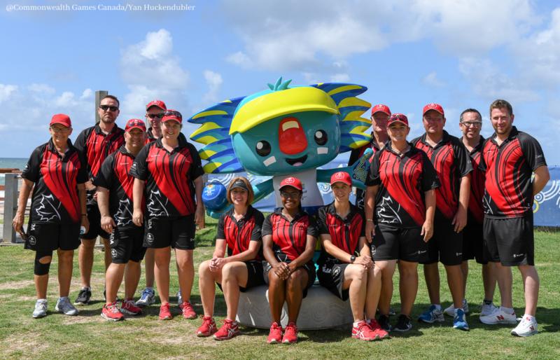Team Canada at 2018
