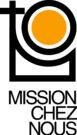 Logo de Mission chez nous
