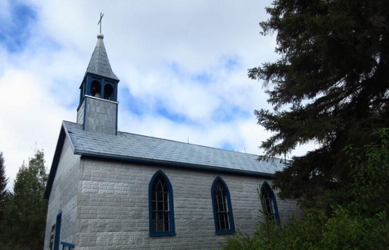 Église Sainte-Clotilde, Kitcisakik